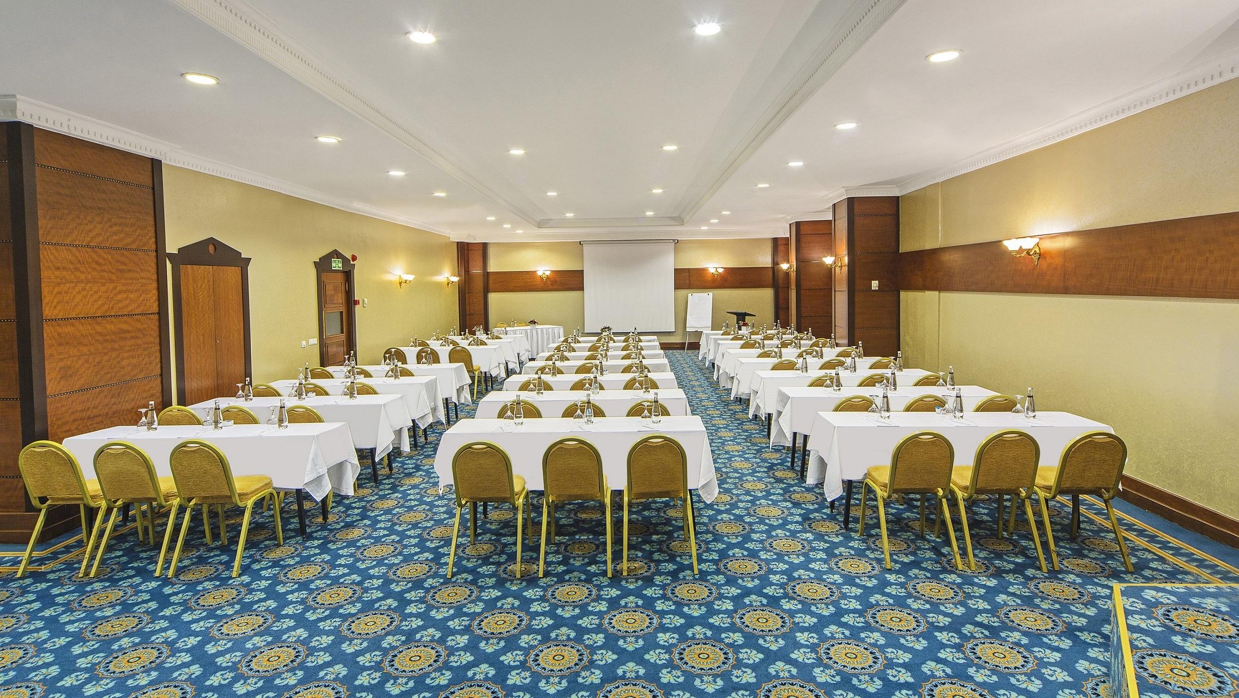Büyük Toplantı Salonu | The Grand Öztanık Hotel