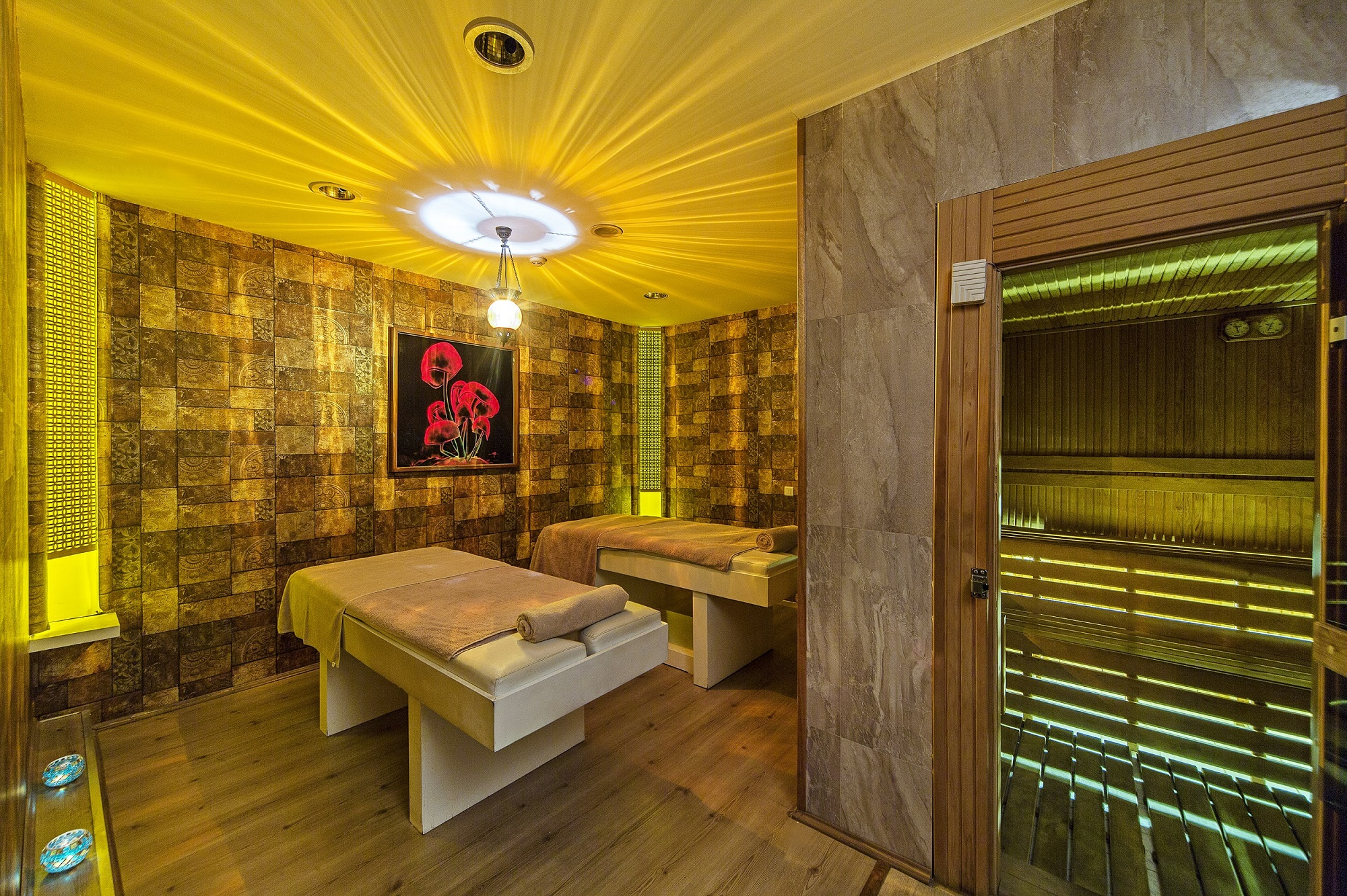 SPA & WELLNESS | The Grand Öztanık Hotel