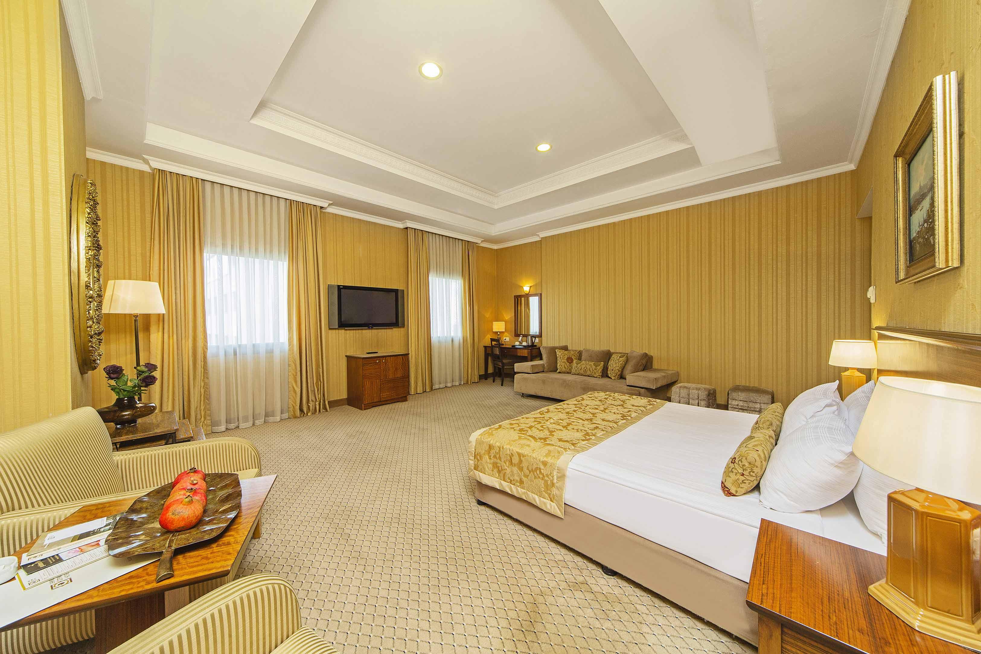 Deluxe Çift Kişilik Oda | The Grand Öztanık Hotel