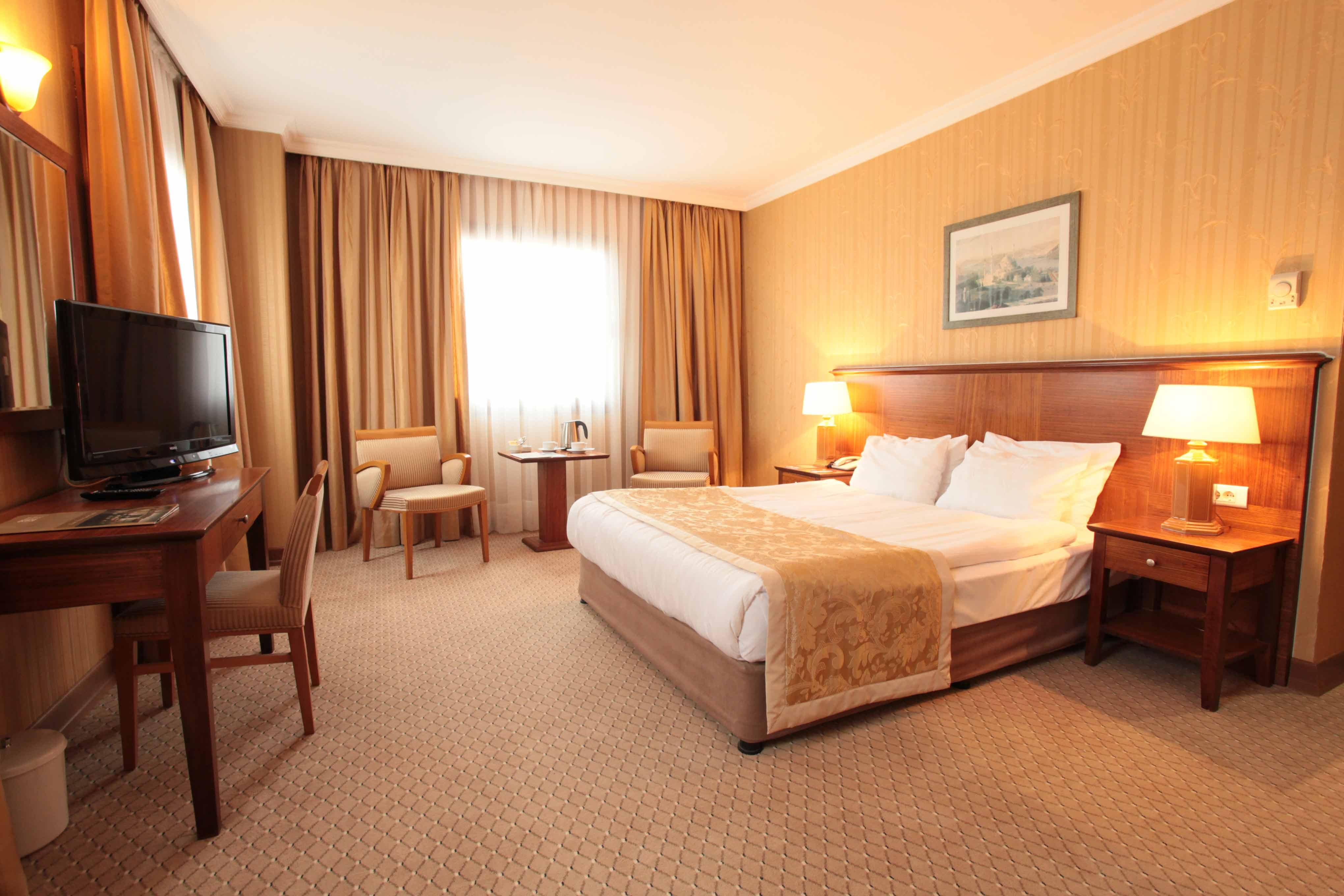 Standart Çift Kişilik Oda | The Grand Öztanık Hotel